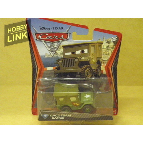 1:64 RACE TEAM SARGE-CARS 2