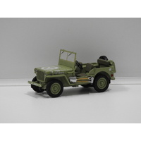"1:43 Willy's Jeep MB ""U.S. Army"""