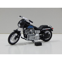 "1:18 2001 Harley-Davidson Dyna Super Glide Sport - Harry ""Opie"" Winston - Son's of Anarchy"