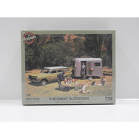 "1962 Holden EJ Station Wagon ""The Great Outdoors"" - 1000 Piece Jigsaw Puzzle"