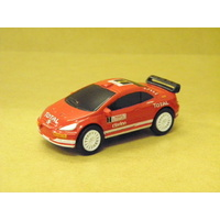 1:64 PEUGEOT 307 WRC 2005 RALLY CAR (RED)