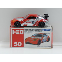 1:58 Nissan Fairlady Z Racing Type wiyh Decal Sheet - Made in China