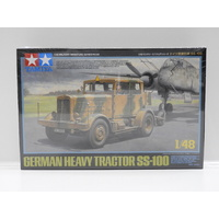 1:48 German Heavy Tractor SS-100
