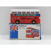 1:130 London Bus (Fly Me To The Moon) - Made in Japan