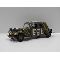 "1:18 1944 Citroen Traction 11CV ""F.F.I."""