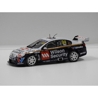 1:43 Holden VF Commodore - Wilson Security 2017 Sandown 500 (Moffat/Muscat) #34