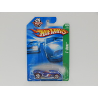 1:64 16 Angels - Hot Wheels 2008 Treasure Hunt Long Card