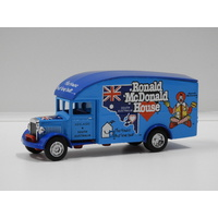 "1931 Morris Van - Ronald McDonald House ""South Australia"""