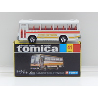 1:116 Hino Rainbow Skeleton Bus (Hino Motors) - Made in Japan
