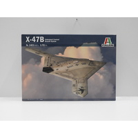 1:72 x-47b Unmanned Combat Aircraft System