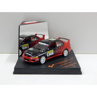 1:43 Mitsubishi Lancer Evolution 1X - Barum Rally Zlin 2010 (F.Nutahara/H.Ichino) #21