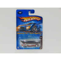 1:64 Customized Volkswagen Drag Truck - 2005 Mystery Car Hot Wheels Long Card - Made in Thailand