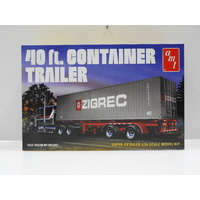 1:24 40 Ft Container Trailer