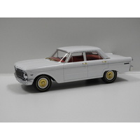 "1:18 1965 Ford XP Falcon Sedan (White) ""Chase Car"""