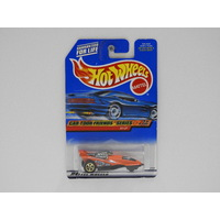 1:18 1957 Chevrolet Corvette (Black)