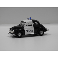 1:43 Morris Minor 1000 - The Lothians and Peebles Constabulary