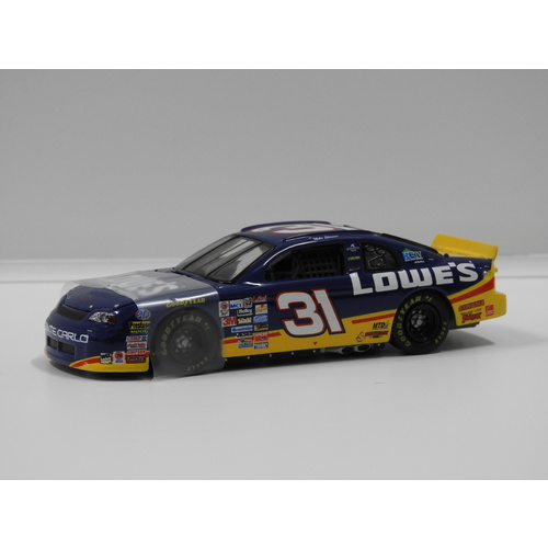 1:43 Chevrolet Monte Carlo - 1998 Lowe's Home Improvement Warehouse (Mike Skinner) #31